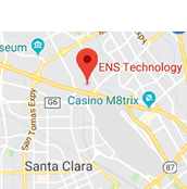 Directions to ENS Technology in Santa Clara, California